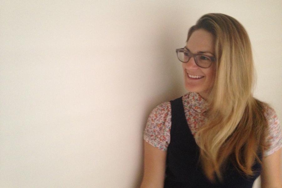 Holly Pennington - Creative Director of District Furniture custom designed hand-made furniture