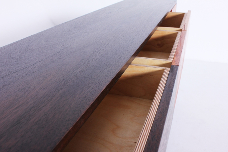 Hand crafted bespoke furniture made from high quality solid timber materials