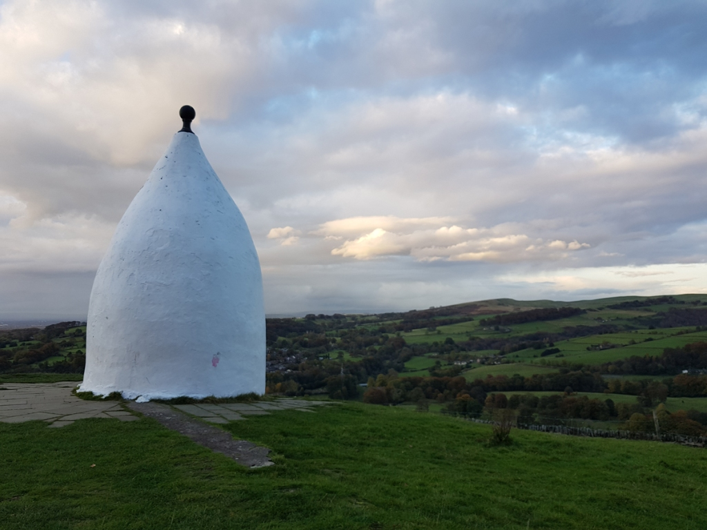 District Furniture blog about local beauty spot, this week White Nancy, Bollington